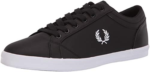Fred Perry Baseline Ripstop Black 43