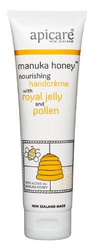 Apicare Manuka Honey Royal Jelly and Pollen Handcream 90 g