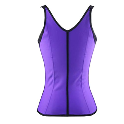 GOWINEU Taille Trainer Shapewear Taille Cincher Shaper Body Shaper Latex Taille Cinche Latex Abnehmen - Cinched Taille Top