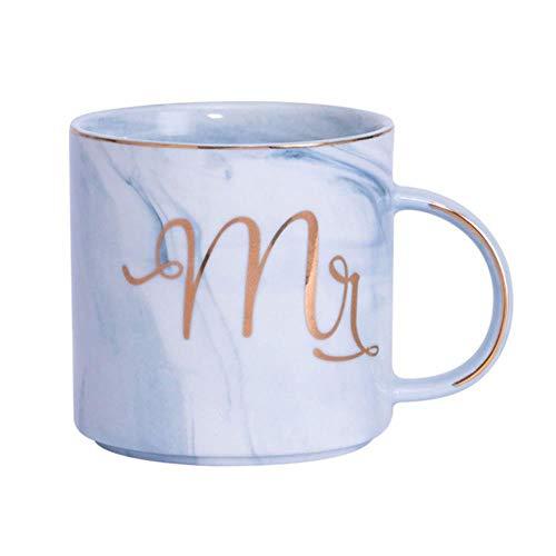 WSHP-Mug Becher Tasse Isolierbecher Keramik Tasse Europäischen