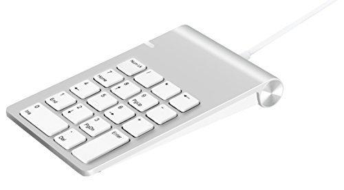 Alcey Teclado Numérico USB para iMac