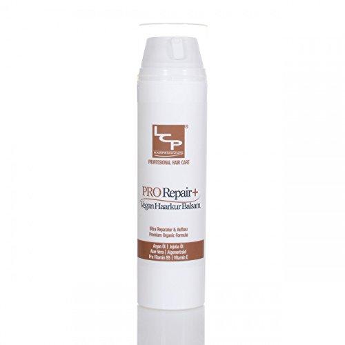 LCP Hairproducts Haarkur Maske Balsam Vegan 200 ml - maximale Wiederherstellungskraft
