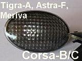 schwarze Seitenblinker Corsa B/C, Tigra,Astra F, GSi