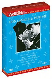 Don Camillo & Peppone Box Set Edition (5 DVDs)