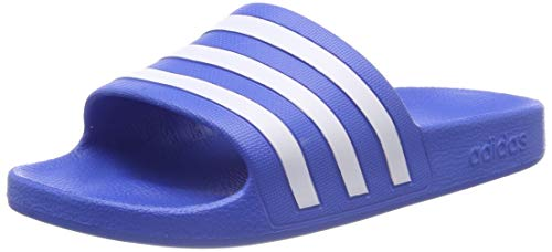 Adidas Adilette Aqua Scarpe da Spiaggia e Piscina Unisex - Adulto, Multicolore (Multicolor 000), 40 1/2 EU (7 UK)