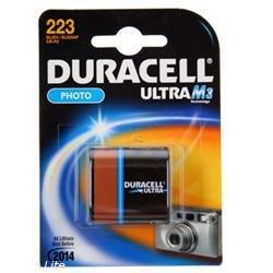 Duracell 223 Duracell Ultra Photo, 6 Volt - Lithium Duracell 6v Lithium Photo Batterie
