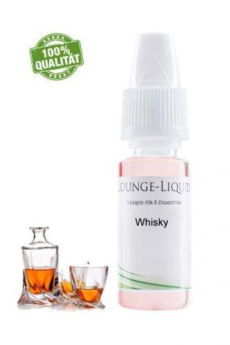 Preisvergleich Produktbild Whisky E liquid Lounge Aroma Base / Basis 10 ml / 100 ml kein Nikotin Größe 10ml