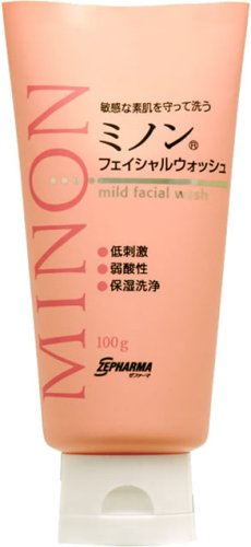Minon Facial Wash 100g