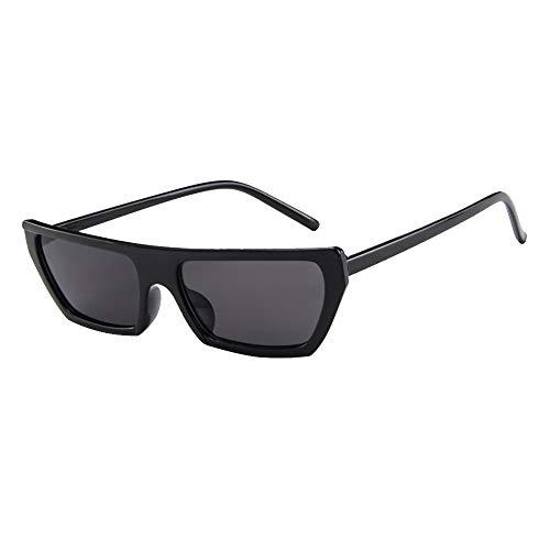 LCLrute Herren und Damen Sonnenbrillen Damen Herren Vintage Retro Brille Unisex Sonnenbrille Eyewear Verspiegelt UV-Schutz