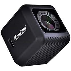 RunCam 5 1080P FPV Camera RunCam5 4K HD Action CAM Video Recording 145 Degree NTSC/PAL 16:9/4:3 Switchable for FPV Quadcopter Drone Racing