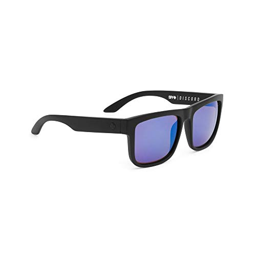 Spy Sonnenbrille DISCORD, happy bronze polar/blue spectra, 673119374280