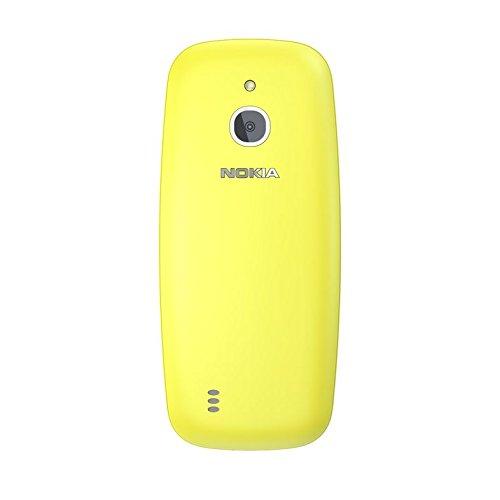 Nokia 3310  2017  3G Dual SIM Amarillo SIM Free