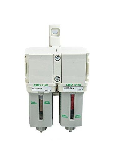 CKD M,F,B 1000 Filtersatz Luftfilter Wasserabscheider Öler 1/4