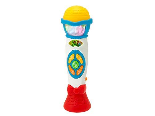 Teorema 64737 - Microfono Karaoke Registrati e Ascoltati con 6 Effetti e 4 Canzoni Incluse