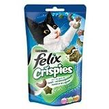 Felix - Crispies mit Fleisch- und Gemüsegeschmack - 45g