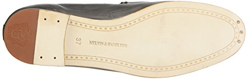 Melvin & Hamilton Damen Scarlett 1 Slipper Grau (Crust Morning Grey LS NAT) KDv31GC