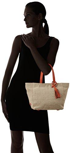 Loxwood - 3162, Borsa shopper  da donna Nero(Black (Nut/Mandr))