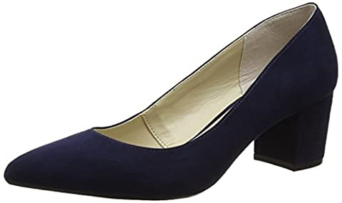 Lotus Women Briars Closed-Toe Pumps, Blue (Navy), 5 UK 38
