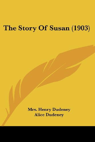 The Story of Susan (1903)