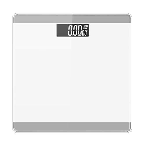 Elektronische Gesundheit Skala (GJFeng Elektronische Waage Körper Elektronische Sagte Haushaltswaage Genaue Erwachsene Gesundheit Skala Elektronische Waage (Farbe : Gray))