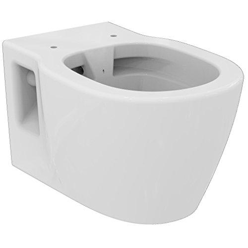 Ideal Standard e817401Connect Cuvette Suspendue ohne Flansch weiß