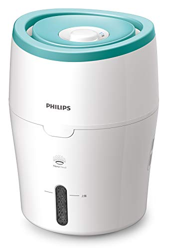 Philips HU4801/01 - Humidificador (220-240 V, 249 mm, 249 mm, 339 mm, Verde, Blanco)