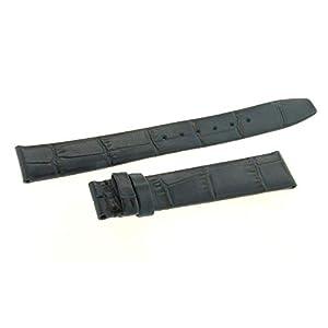 Armband blau 15 mm Druck Alligator