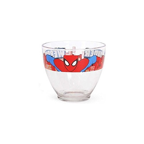 Marvel - Vaso vidrio 60cl spiderman
