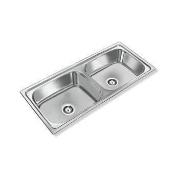 Dolphin Kitchen Sink 45 x 20 x 10 (304 Grade)