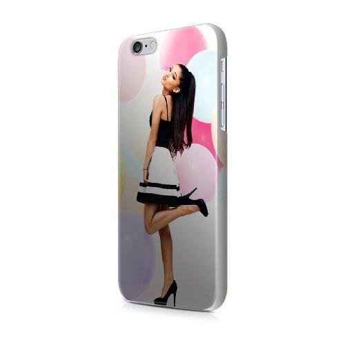 """COUTUM iPhone 6/6S (4.7"""" Version) Coque [GJJFHAGJ67249][AUDI LOGO THÈME] Plastique dur Snap-On 3D Coque pour iPhone 6/6S (4.7"""" Version) ARIANA GRANDE - 022"""
