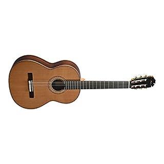 Guitarras Manuel Rodriguez 5340Klassische Gitarre entworfen in Holz der Insel von Madagaskar Special Edition Manuel Rodriguez Jr.