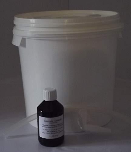 Essig selbermachen, Essigset für 10 Liter, Ihr selbstgemachter Essig aus fruchtigen Weinen