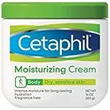 Cetaphil Fragrance Free Moisturizing Cream, 16-Ounce Jars (Pack of 2)