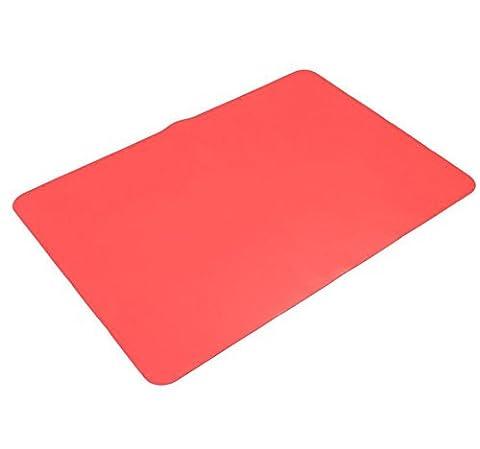 Set de table coloré en silicone antidérapant 30cm * * * * * * * * 40cm imperméable résistant à la chaleur tapis de table à manger tapis de cuisson pour tissage Set de table