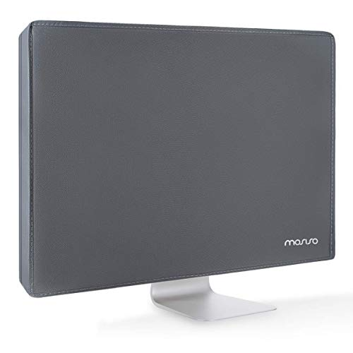 e Bildschirm Hülle 26, 27, 28, 29 Zoll Anti-Statik LCD/LED/HD Display Staubschutz Hülle Kompatibel 26-29 Zoll iMac, PC, Desktop Computer und TV, Space Grau ()