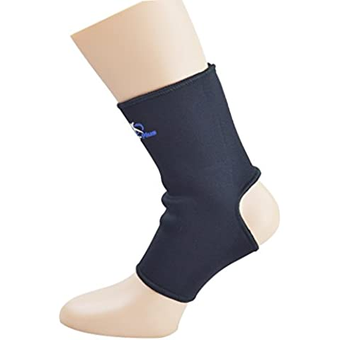 NEW Compressione Regolabile in neoprene Ankle Support Ankle Protector Ankle