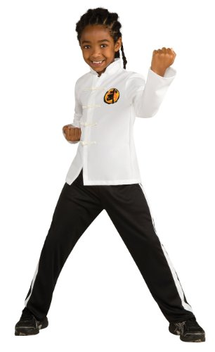 The Karate Kid 2010 Movie Deluxe Costume Child - The Karate Kid Kostüm