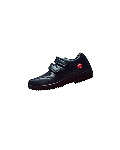 Arigold Boys & Girls Black Leather School Shoes - EU27