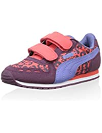 Puma Cabana Racer Animal V Kids - Zapatillas Unisex bebé