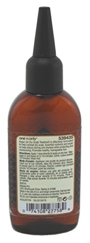 One 'n Only Argan Oil Dry Scalp Treatment 2.75 oz. (Pack of 2)