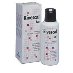 shampoo antiforfora rivescal tar per capelli normali e secchi 125ml