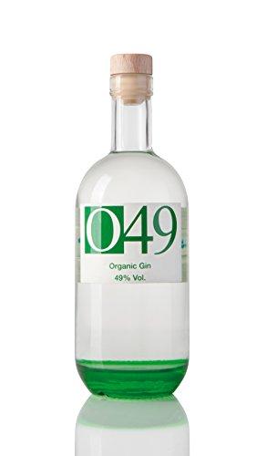 O49 Organic Gin - Premium Gin 700ml