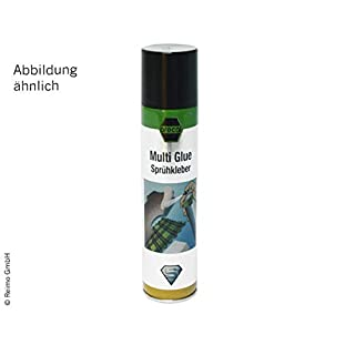 (€30,-- /L) 2 St. arecal Multiglue Sprühkleber - 500ml - neu !