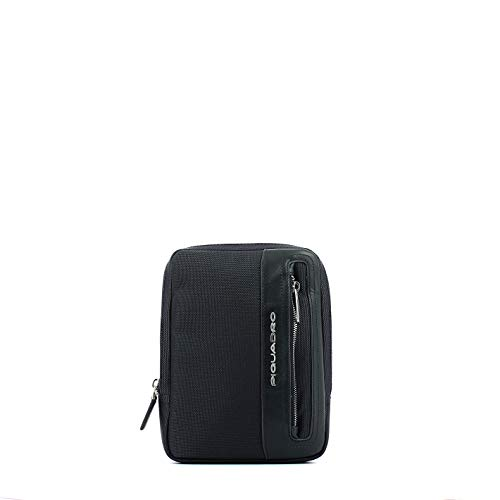 borsello borsello in Pelle e Tessuto Porta iPad Mini blu2 CA3084LK/BLU2