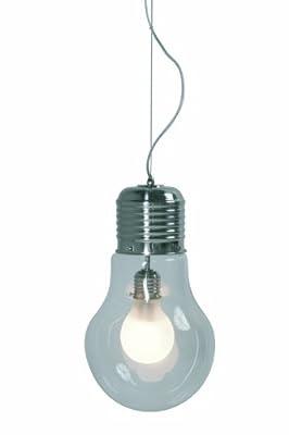 Kare 65326 Hängeleuchte Bulb Deluxe 0.30 Meter x 0.30 Meter x 2.03 Meter von Kare - Lampenhans.de
