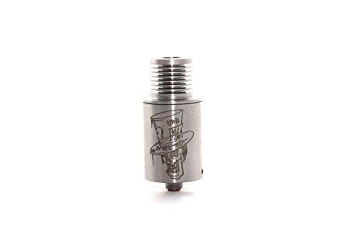 Mad Hatter RDA Selbstwickel Verdampfer (Replica) Silber