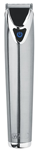 Wahl 9818-116 Stainless Steel Lithium-Ion Plus, Beard Trimmer