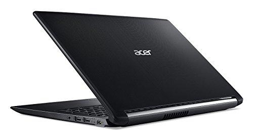 """Acer A515-51G Aspire 5 - Ordenador portátil 15.6"""" HD (Intel Core i5-7200U, 8 GB de RAM, HDD de 1 TB, Nvidia GeForce MX130 de 2 GB, Windows 10 Home), Negro, [Teclado QWERTY Español]"""