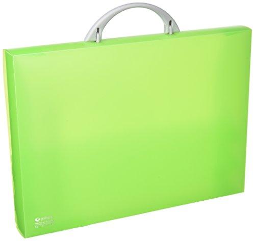 Grafoplas 30100521-Valigetta, colore: verde chiaro