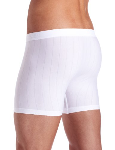 Hanro Herren Retroshorts Shadow Weiß (White 0101)